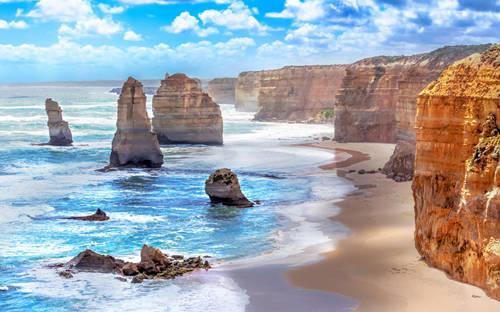 Giới thiệu du lịch Hy Lạp bằng hình ảnh Australia.