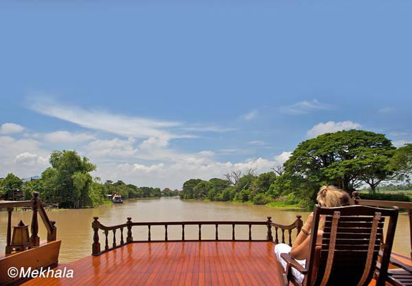 Với tour du lịch này, tàu Mekhala Cruise sẽ đưa du khách đi qua những điểm du lịch nổi bật của Thái Lan.