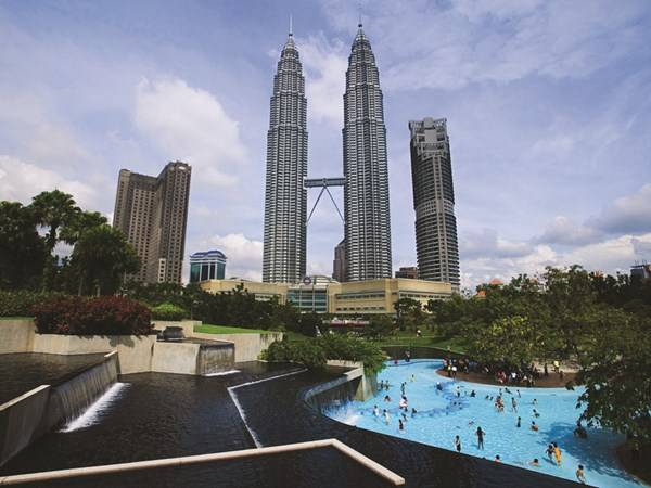 Toà tháp đôi Petronas Towers