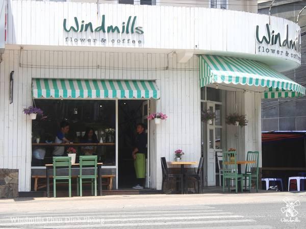 Windmills Coffee: Một góc cà phê lãng mạn ở Đà Lạt