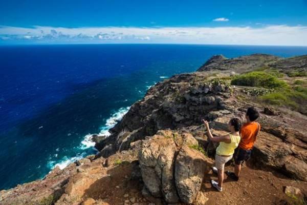 Tới đảo Hawaii Oahu du lịch vào thời điểm tháng 3 hàng năm được nhiều du khách lựa chọn.