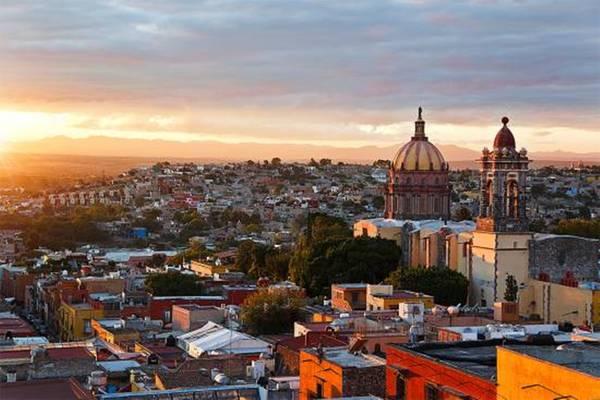 Tháng 7 tới thành phố Mexico xinh đẹp của đất nước vùng Bắc Mỹ
