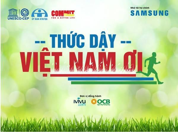 Wake Up Vietnam Run 2015