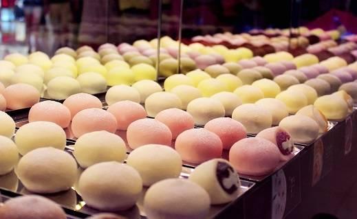 Bánh Mochi là một trong những loại bánh thượng hạng truyền thống của Nhật được du nhập vào Việt Nam đã nhiều năm.