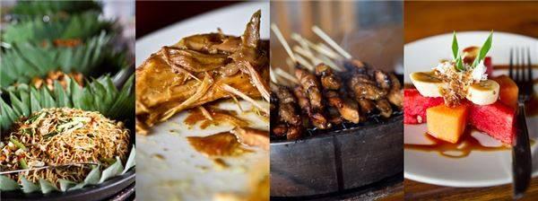Hòn đảo này được bao phủ bởi rất nhiều nhà hàng tuyệt vời, và bạn sẽ phải từ bỏ ý định tự nấu ăn khi du lịch ở đây.