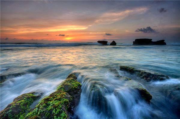 Bali không chỉ gây ấn tượng bởi sân bay, mà còn bởi những cảnh quan tuyệt đẹp.