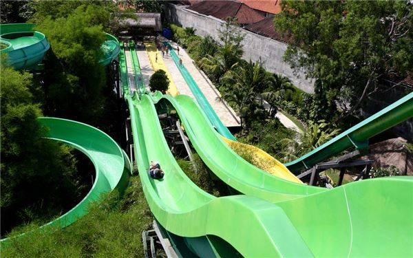 Công viên nước Waterbom Bali là nơi bạn sẽ tìm thấy niềm vui thực sự!