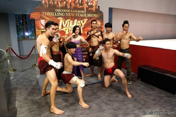 Muay Thái là một trong những môn thể thao được ưa chuộng nhất ở Thái Lan.