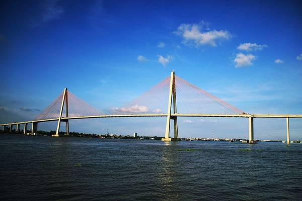 Cầu Rạch Miễu - Cầu dây văng đầu tiên do Việt Nam thiết kế và thi công
