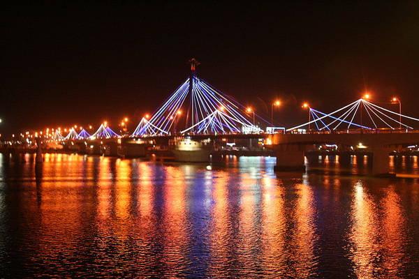 Cầu Sông Hàn - Cầu quay đầu tiên của Việt Nam