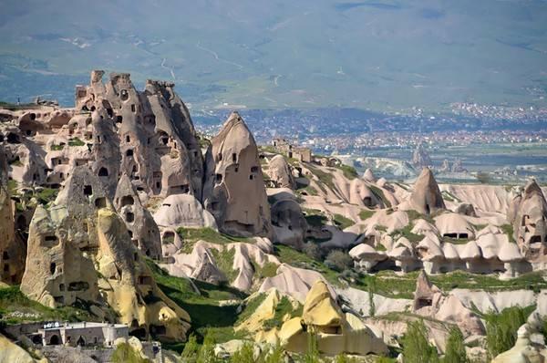 Khách sạn Fairy Chimney tại vùng Cappadocia, Thổ Nhĩ Kỳ