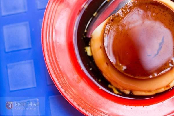 Muốn ăn caramel ngon thì chỉ có đến phố Hàng Than mà thôi.