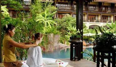 Dịch vụ Spa tại Victoria Angkor Resort & Spa. Ảnh: Victoriahotels.asia