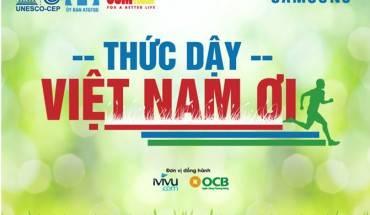iVIVU.com tự hào đồng hành cùng iVIVU.com đồng hành cùng chương trình Wake Up Viet Nam Run 2015. Ảnh: iVIVU.com