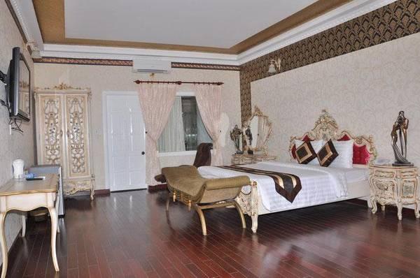 Tất cả các phòng nghỉ tại khu nghỉ dưỡng Fengshui Phan Thiết đều được trang bị nội thất theo từng phong cách riêng biệt.