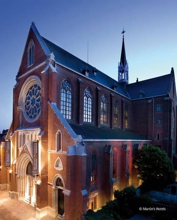 Khách sạn nhà thờ Martin's Patershof, Mechelen, Bỉ
