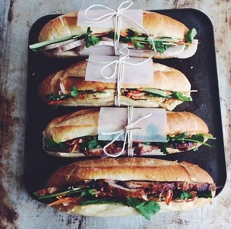bánh mì Việt là món sandwich ngon nhất trên thế giới
