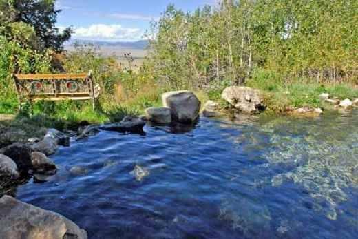 Valley View Hot Springs, Crestone, Colorado
