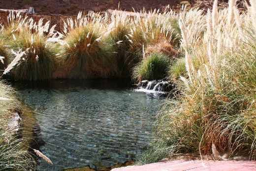 Termas de Puritama, Atacama Desert, Chile