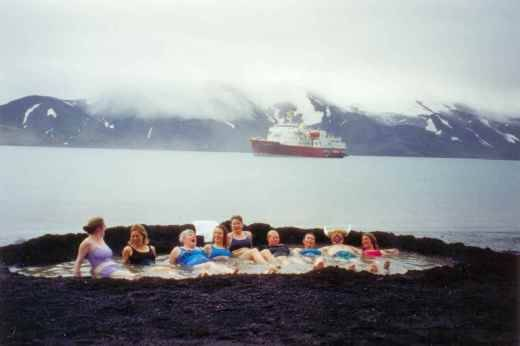 Đảo Deception, Nam Cực