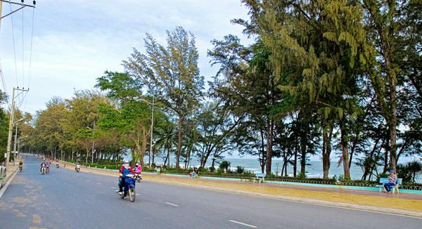 Du khách sẽ được tự do dạo biển.