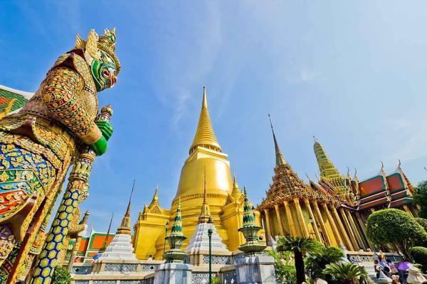 Kết quả hình ảnh cho chùa phật vàng thái lan