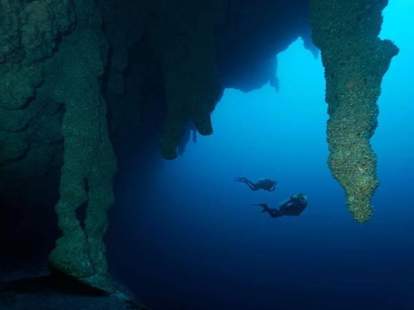 Hố Great Blue, Belize