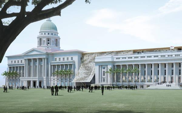 Nhà triển lãm nghệ thuật quốc gia Singapore sẽ là địa điểm trưng bày các tác phẩm nghệ thuật vị giác (visual arts) lớn nhất tại Đông Nam Á khi nó mở cửa vào tháng 11 tới.