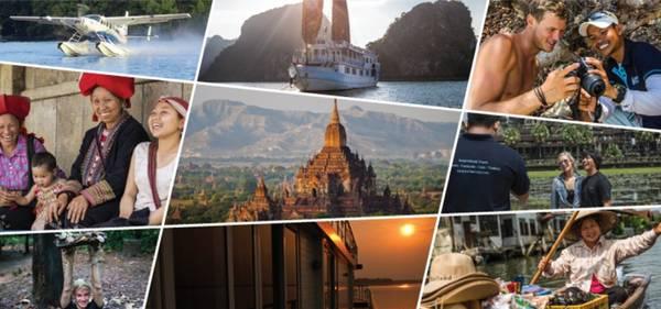 Buffalo Tours – Thương hiệu du lịch hàng đầu Đông Nam Á.