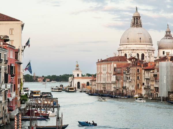 Chào mừng đến với Venice!