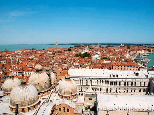 Kiến trúc Venice tuyệt đẹp