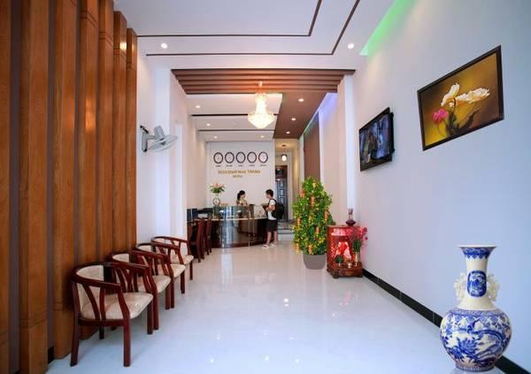 Sảnh của khách sạn Souvenir Nha Trang.