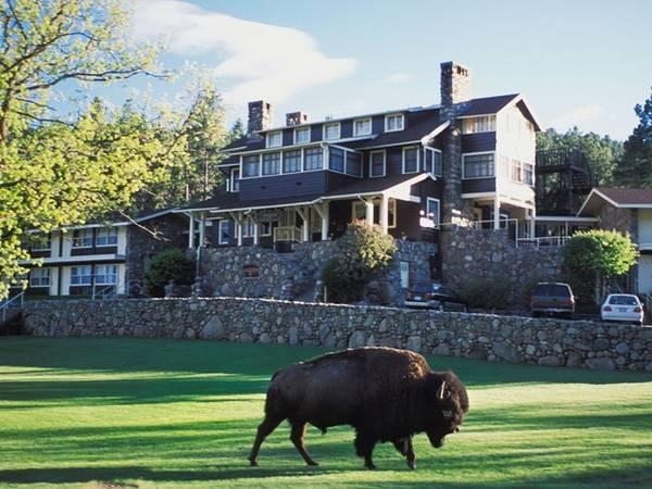 State Game Lodge, công viên Custer, South Dakota
