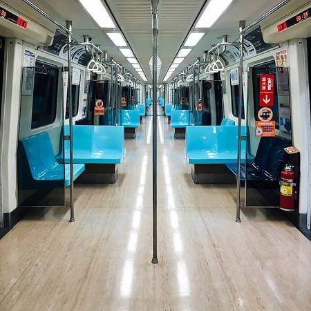 Ga tàu điện ngầm thành phố Đài Bắc, Đài Loan