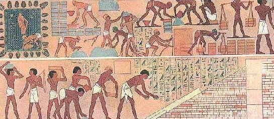 Hoàn tất một kim tự tháp cần tới 200 năm.