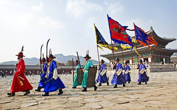 Trang phục truyền thống của triều đại Joseon