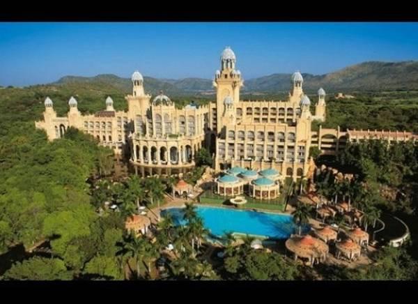 """Sun City, Nam Phi - phim """"Blended"""""""