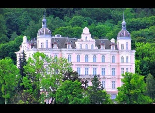 "Görlitz, Đức - phim ""The Grand Budapest Hotel"""