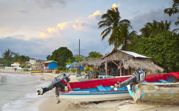 1. Treasure, Jamaica