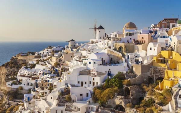 2. Santorini, Hy Lạp
