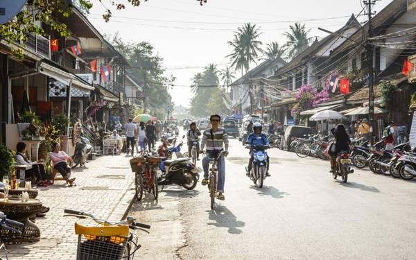 20. Luang Prabang, Lào
