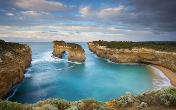 6. The Great Ocean Road, Australia