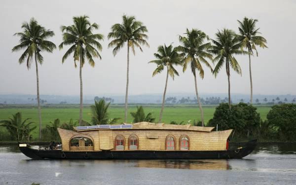 7. Kerala, Ấn Độ