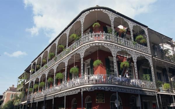 9. New Orleans, Louisiana, Mỹ