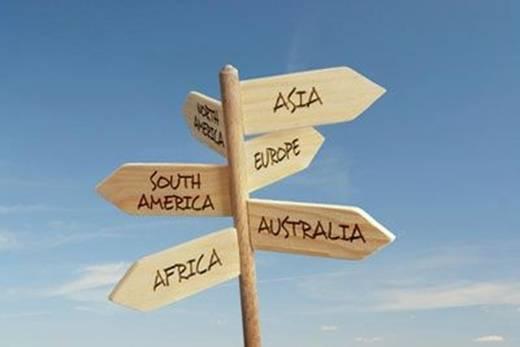 """Đặc quyền của du lịch """"solo"""" là được tự mình chọn nơi muốn đi."""