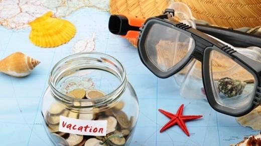 Khi du lịch một mình, bạn có thể chi tiêu nhiều hay ít gì tùy thuộc vào bạn.