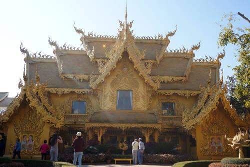 72h Lang Thang ở Chiang Rai