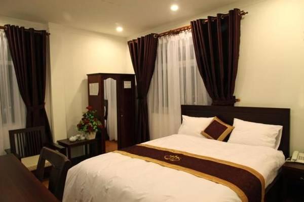 Khách sạn Tâm Dung 1 Đà Lạt gồm có tổng cộng 53 phòng
