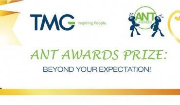 Giải thưởng ANT Awards ra đời nhằm nhìn nhận công sức và đóng góp của toàn bộ cán bộ nhân viên. Ảnh: TMG