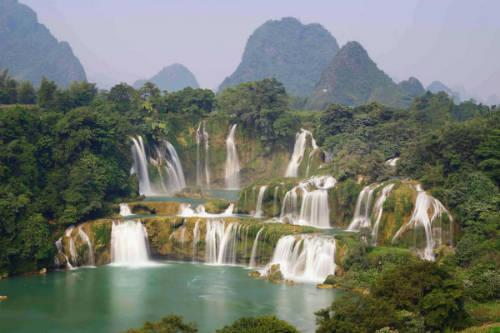 Vùng xa xôi và hẻo lánh ở miền Bắc Việt Nam như Cao Bằng sẽ là điểm đến trekking tuyệt vời